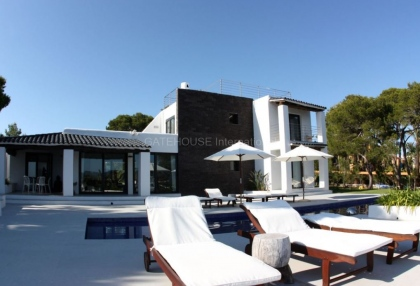 Modern villa with Es Vedra views_5
