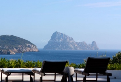 Modern villa with Es Vedra views_7JPG