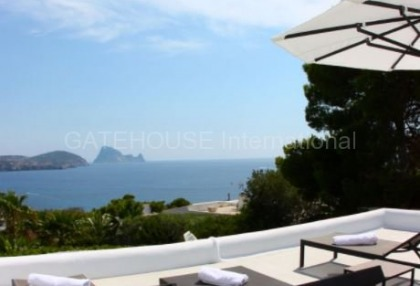Modern villa with Es Vedra views_9