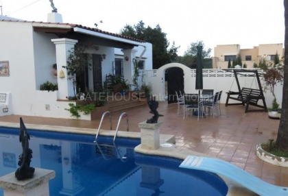 Private villa in Port des Torrent with guest annexe_2