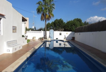 Private villa in Port des Torrent with guest annexe_3