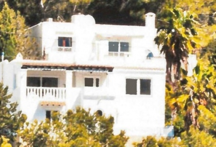Reformed sea view villa for sale in Cala Llonga_5