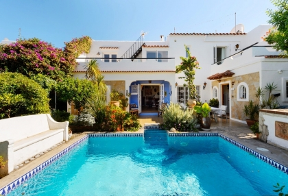 House for sale with pool close to Santa Eulalia_2