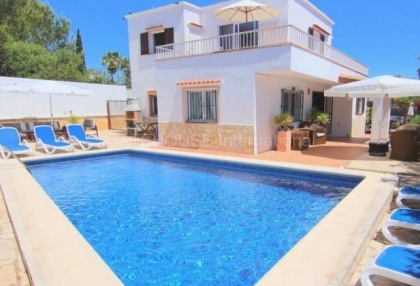Villa with private pool in Santa Eulalia_1