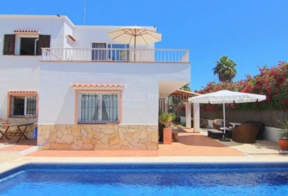 Villa with private pool in Santa Eulalia_11