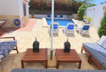 Villa with private pool in Santa Eulalia_4