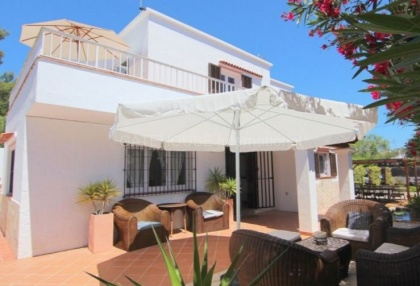 Villa with private pool in Santa Eulalia_7
