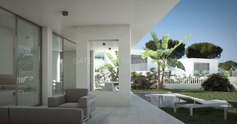 Luxury new build home for sale in santa eularia ibiza for 5 bedroom new build homes