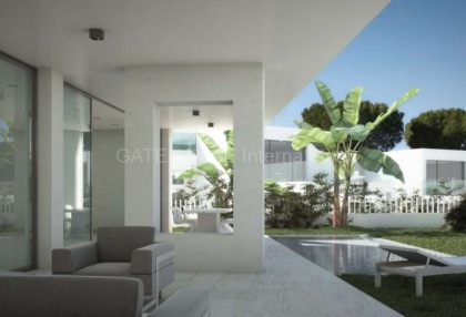 Brand new five bedroom villa for sale close to beach in Santa Eularia_10