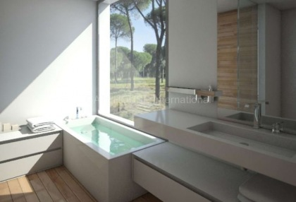 Brand new five bedroom villa for sale close to beach in Santa Eularia_3