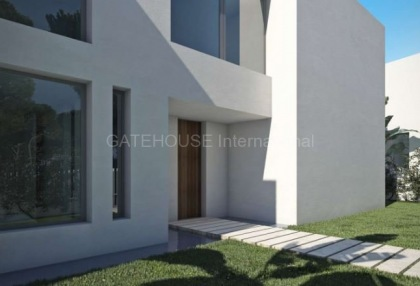 Brand new five bedroom villa for sale close to beach in Santa Eularia_6