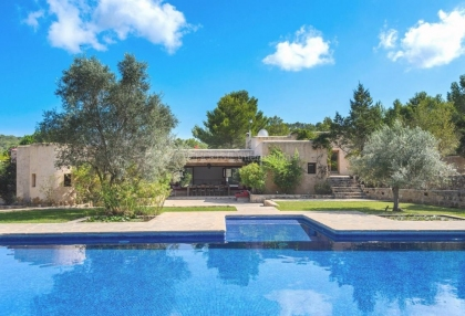 Large villa in tranquil setting within San Jose, Ibiza_1