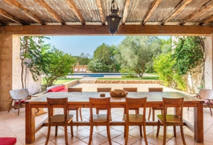 Large villa in tranquil setting within San Jose, Ibiza_7
