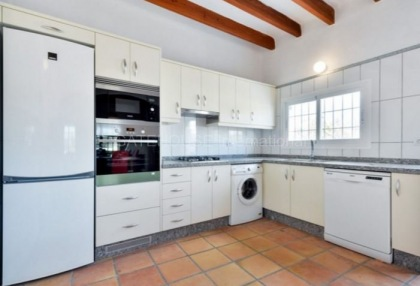 Townhouse for sale on the outskirts of Santa Eularia_5