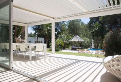 Modern detached luxury home for sale in Santa Eularia_5