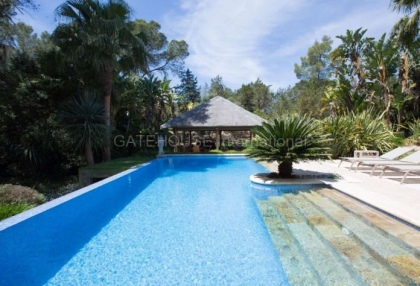 Modern detached luxury home for sale in Santa Eularia_8