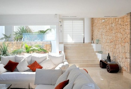 Modern villa with sea and sunset views close to Cala Carbo, Ibiza_6