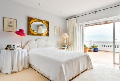 Spacious semi detached house for sale with panoramic sea views in Santa Eularia_10