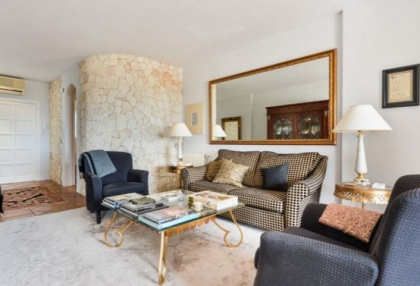 Spacious semi detached house for sale with panoramic sea views in Santa Eularia_13