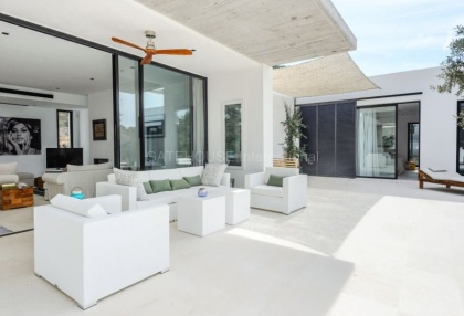Modern villa surrounded by nature close to Can Furnet_4