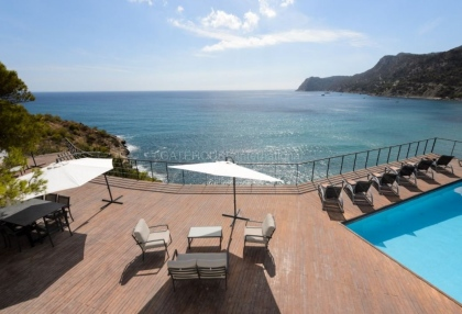 Frontline villa for sale in Es Cubells_1 - Copy