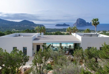Luxury modern villa with Es Vedra views_1