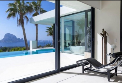 Luxury modern villa with Es Vedra views_2