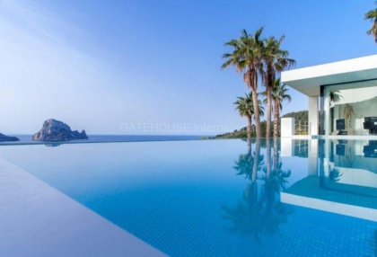 Luxury modern villa with Es Vedra views_3