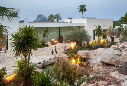 Luxury modern villa with Es Vedra views_4