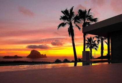 Luxury modern villa with Es Vedra views_5