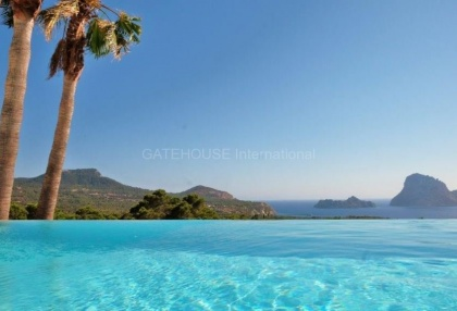 Luxury modern villa with Es Vedra views_7