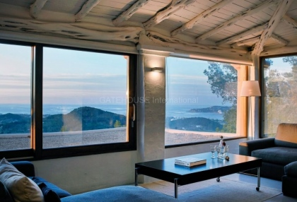 Contemporary luxury home with panoramic sea and sunset views in san Agustin_13