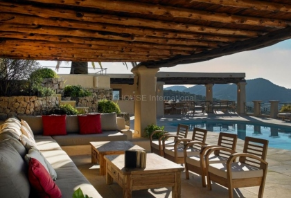 Contemporary luxury home with panoramic sea and sunset views in san Agustin_4