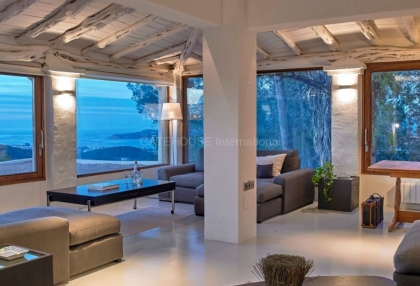 Contemporary luxury home with panoramic sea and sunset views in san Agustin_5