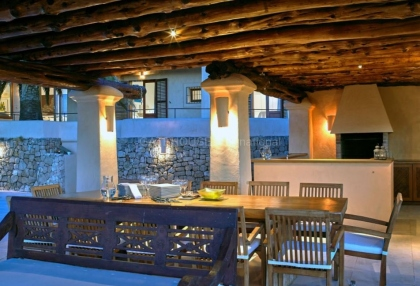 Contemporary luxury home with panoramic sea and sunset views in san Agustin_6