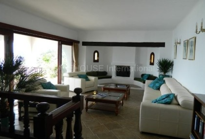Frontline sea view homes for sale in Es Cubells with direct sea access_4