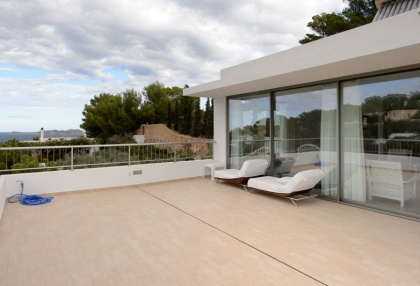 Villa for sale in Cala Moli with sea and sunset views_1