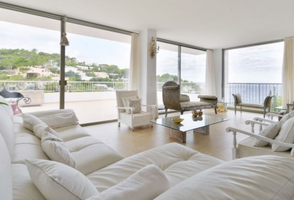 Villa for sale in Cala Moli with sea and sunset views_4
