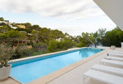 Villa for sale in Cala Moli with sea and sunset views_7