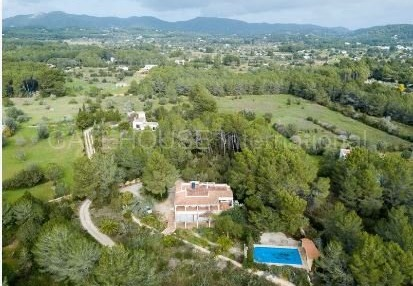 Ibiza country house within walking distance of Santa Eularia_13