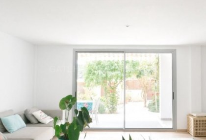 Modern semi detached house in Santa Eularia_5