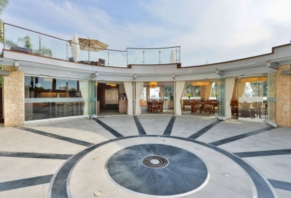 Large private estate with sea views of Ibiza Town_14