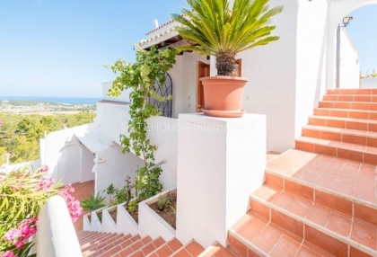 Sea view apartment for sale close to Cala Conta_1
