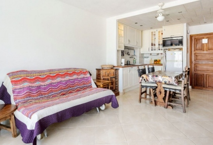 One bedroom frontline apartment for sale in Santa Eularia_3
