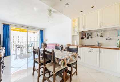 One bedroom frontline apartment for sale in Santa Eularia_5