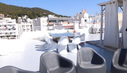 Modern and bright Penthouse for sale in Santa Eulalia_12