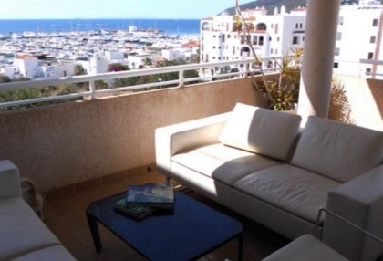 Modern and bright Penthouse for sale in Santa Eulalia_3