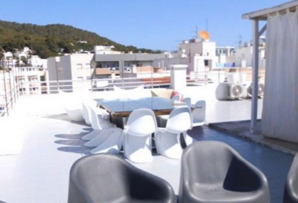 Modern and bright Penthouse for sale in Santa Eulalia_6