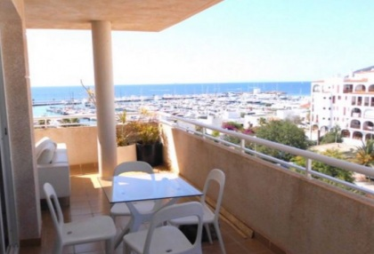 Modern and bright Penthouse for sale in Santa Eulalia_7