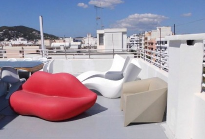 Modern and bright Penthouse for sale in Santa Eulalia_8